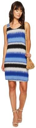 Kensie Burst Stripes Dress KS6K9569 Women's Dress