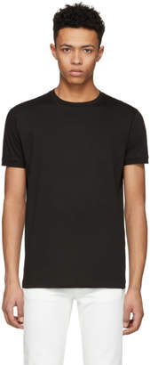 DSQUARED2 Black Dyed Chic Dan T-Shirt