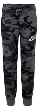 Nike Boys' Camouflage Jogger Pants - Little Kid