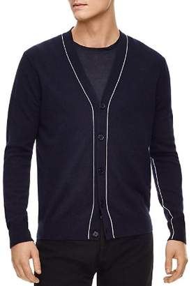 Sandro Outline Cardigan Sweater