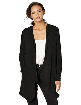 4eda0759e77 Hooded Open Front Cardigan - ShopStyle