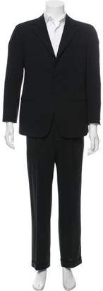 Armani Collezioni Wool Two-Piece Suit
