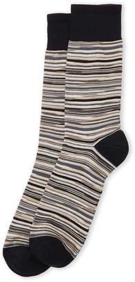 Missoni Ombre Stripe Crew Socks