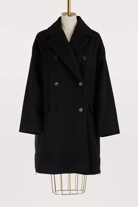 MSGM Wool coat