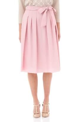 Aylesbury (アリスバーリー) - アリスバーリー リボン付スプリングカラースカート