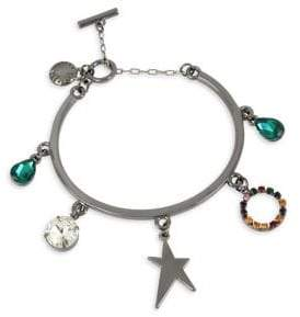 BCBGeneration Red Carpet Confetti Star Charm Bracelet