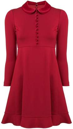 Emporio Armani buttoned mini dress