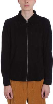 Our Legacy Black Suede Jacket