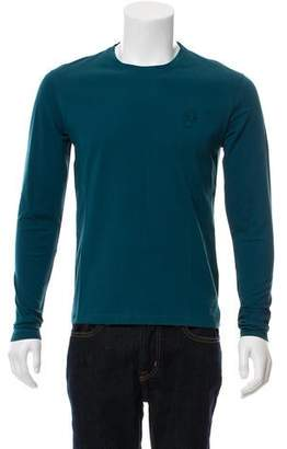 Versace Crew Neck Long Sleeve T-Shirt w/ Tags