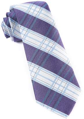 The Tie Bar Noonday Plaid