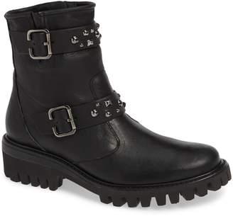 Paul Green Veronia Studded Buckle Boot