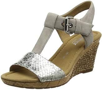 efa43aeecfa Gabor Women  s Comfort Sport Ankle Strap Sandals