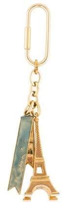 Lanvin Effel Tower Keychain