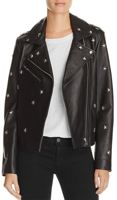 Sunset & Spring Star Studded Motorcycle Jacket - 100% Exclusive $148 thestylecure.com