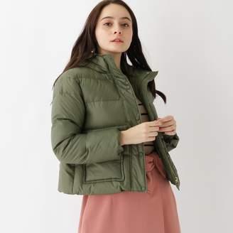 Couture Brooch (クチュール ブローチ) - クチュール ブローチ Couture brooch ショートダウンジャケット (ダークグリーン)