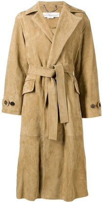 Golden Goose belted trenchcoat