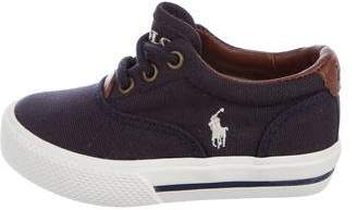 Polo Ralph Lauren Boys' Canvas Sneakers w/ Tags
