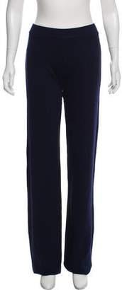 Prada Sport Mid-Rise Wide-Leg Pants w/ Tags