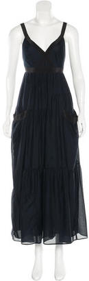 Marc by Marc Jacobs Sleeveless Maxi Dress $70 thestylecure.com