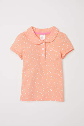 H&M Polo Shirt - Orange