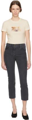 Sachi Nanushka Black Jeans