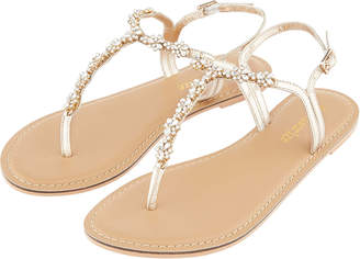 Accessorize Reno Embellished Sandals