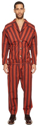Vivienne Westwood - Gig Jumpsuit Men's Jumpsuit & Rompers One Piece $1,960 thestylecure.com