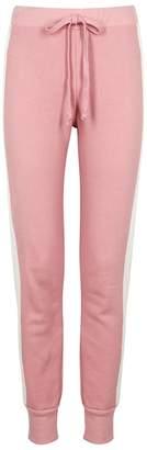 Wildfox Couture Varsity Stripe Jack Fleece Sweatpants
