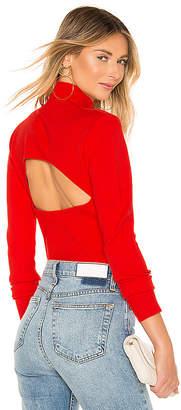 Diane von Furstenberg Mel Tie Sweater