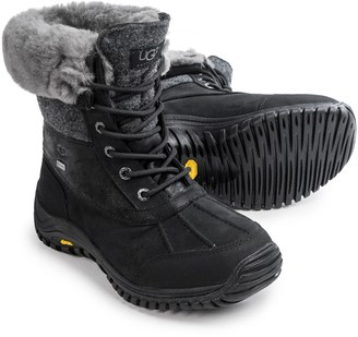 UGG® Australia Adirondack II Boots - Waterproof, Leather (For Women) $119.99 thestylecure.com