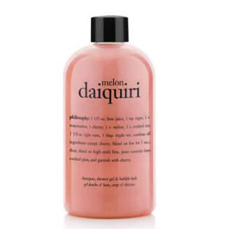 philosophy Melon Daquiri Shampoo, Shower Gel & Bubble Bath