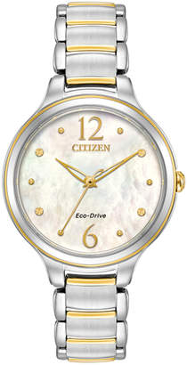 Citizen Bulova Women's Stainless Steel Watch