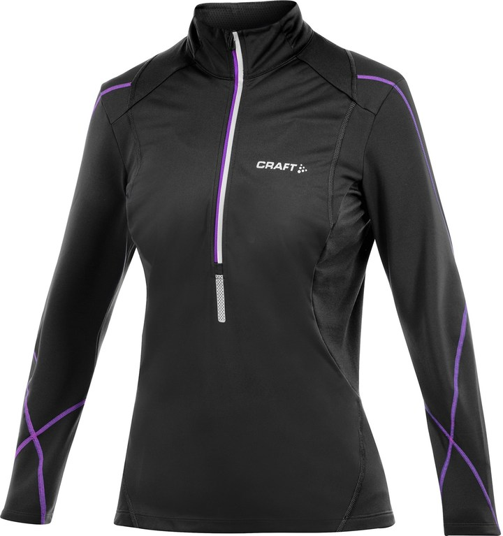Craft Sportswear High-Performance Run Thermal Wind Top - Long Sleeve (For Women)