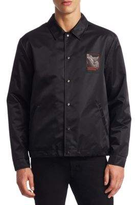 Alexander Wang Slow & Steady Cotton Jacket