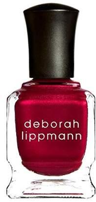 Deborah Lippmann デボラリップマン] レッドシルクボクサー (RED SILK BOXERS) クリムゾンカラー ネイルカラー系統:レッド 15mL