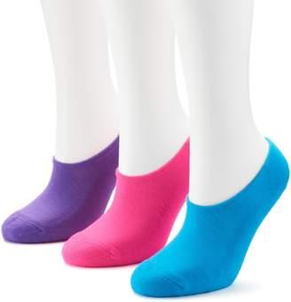 Converse Women's Made For Chucks 3-pk. Liner Socks