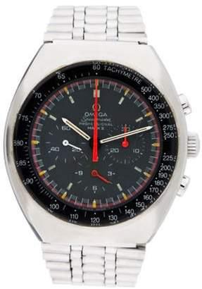 Omega Speedmaster Mark II Watch grey Speedmaster Mark II Watch