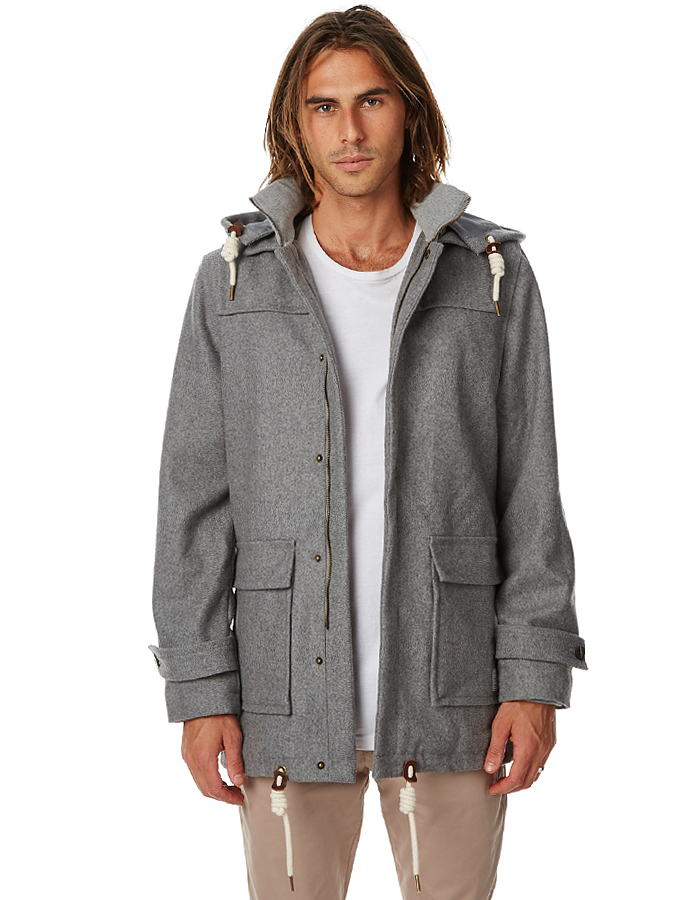 Mens Duffle Coat - ShopStyle Australia