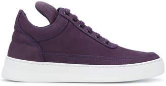 Filling Pieces low top plain lane sneakers