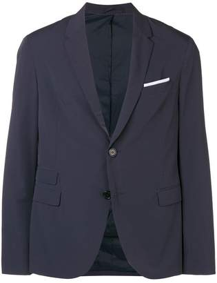 Neil Barrett button front blazer