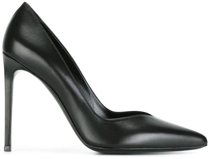 Saint Laurent Classic Paris Skinny 105 pumps
