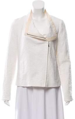 Vince Asymmetrical Zip-Up Jacket