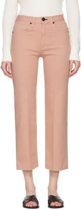 Rag & Bone Pink Justine Trousers