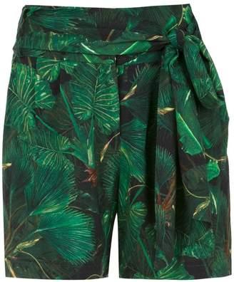 Ralph Lauren Isolda printed shorts