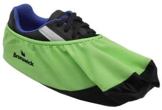 Brunswick Shoe Shield Shoe Covers- Neon Green S/M