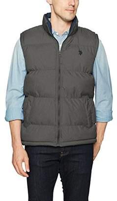 U.S. Polo Assn. Mens Standard Puffer Vest