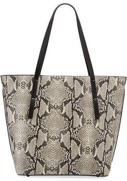 Jagger Kc Sia Leather Tote Bag
