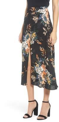 AFRM Miami Maxi Skirt