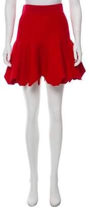Jonathan Simkhai Textured Mini Skirt