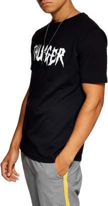 Topman Thugger Graphic T-Shirt